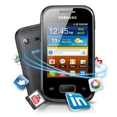 Harga dan Spesifikasi Samsung Galaxy Pocket