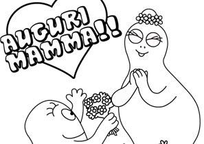 Stampa e colora festa della mamma for Disegni per la festa della mamma bellissimi