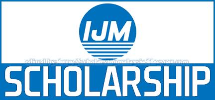IJM Scholarship Award for Undergraduate Programmes | Biasiswa