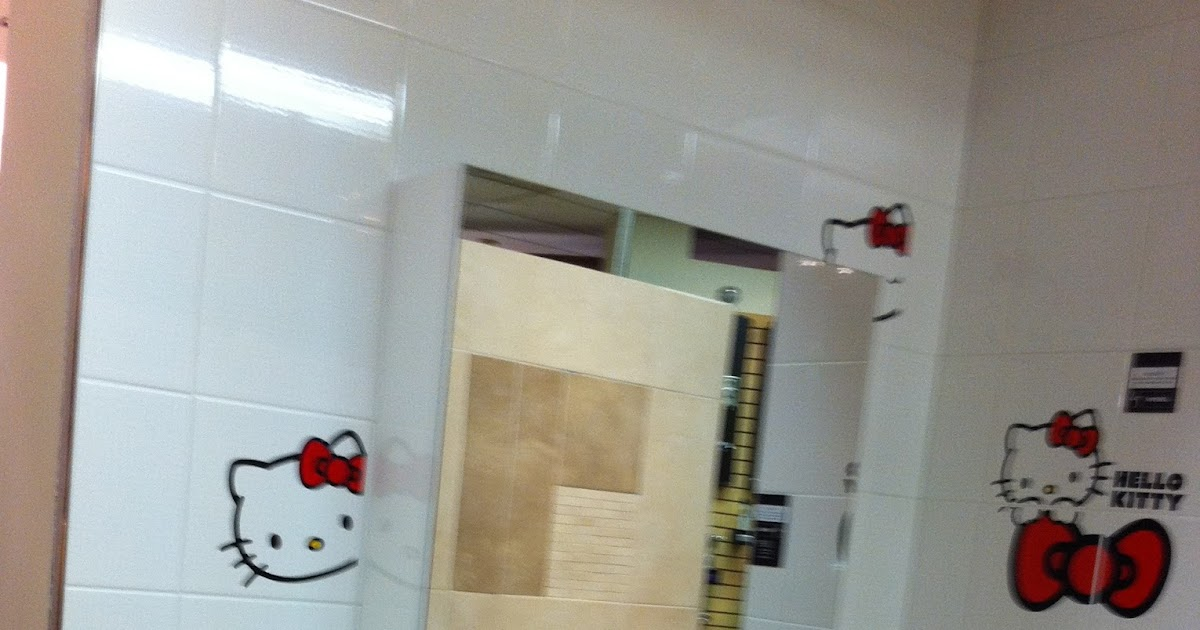 Hello Kitty Bathroom Tiles Awesome Inspiration Design