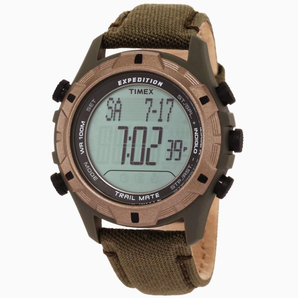 Timex Trail Mate - Velocidad más distancia