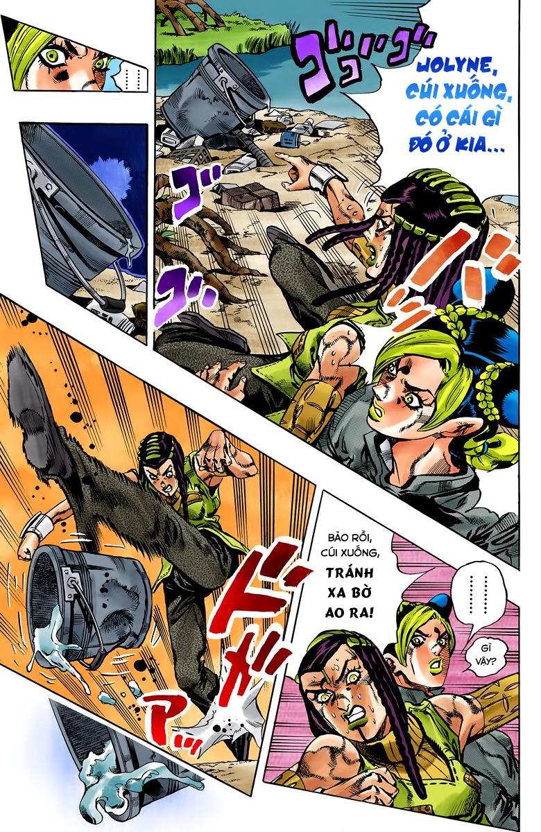 JoJo's Bizarre Adventure Chap 622 - Trang 8