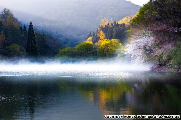 Most Beautiful Places To Visit In Korea Most Beautiful Places In The World Download Free