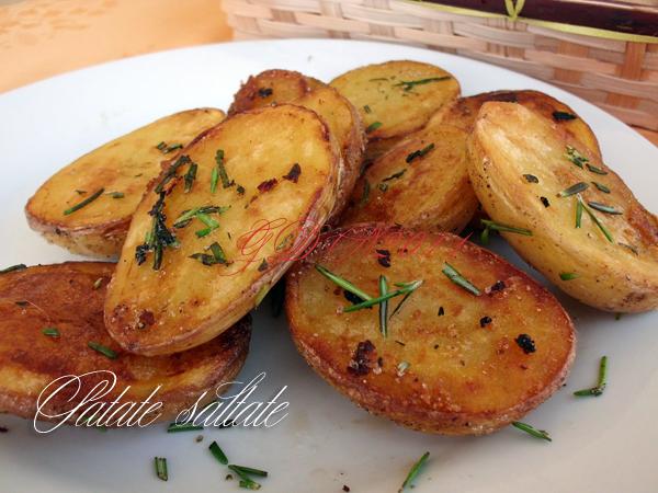 Spremi patate