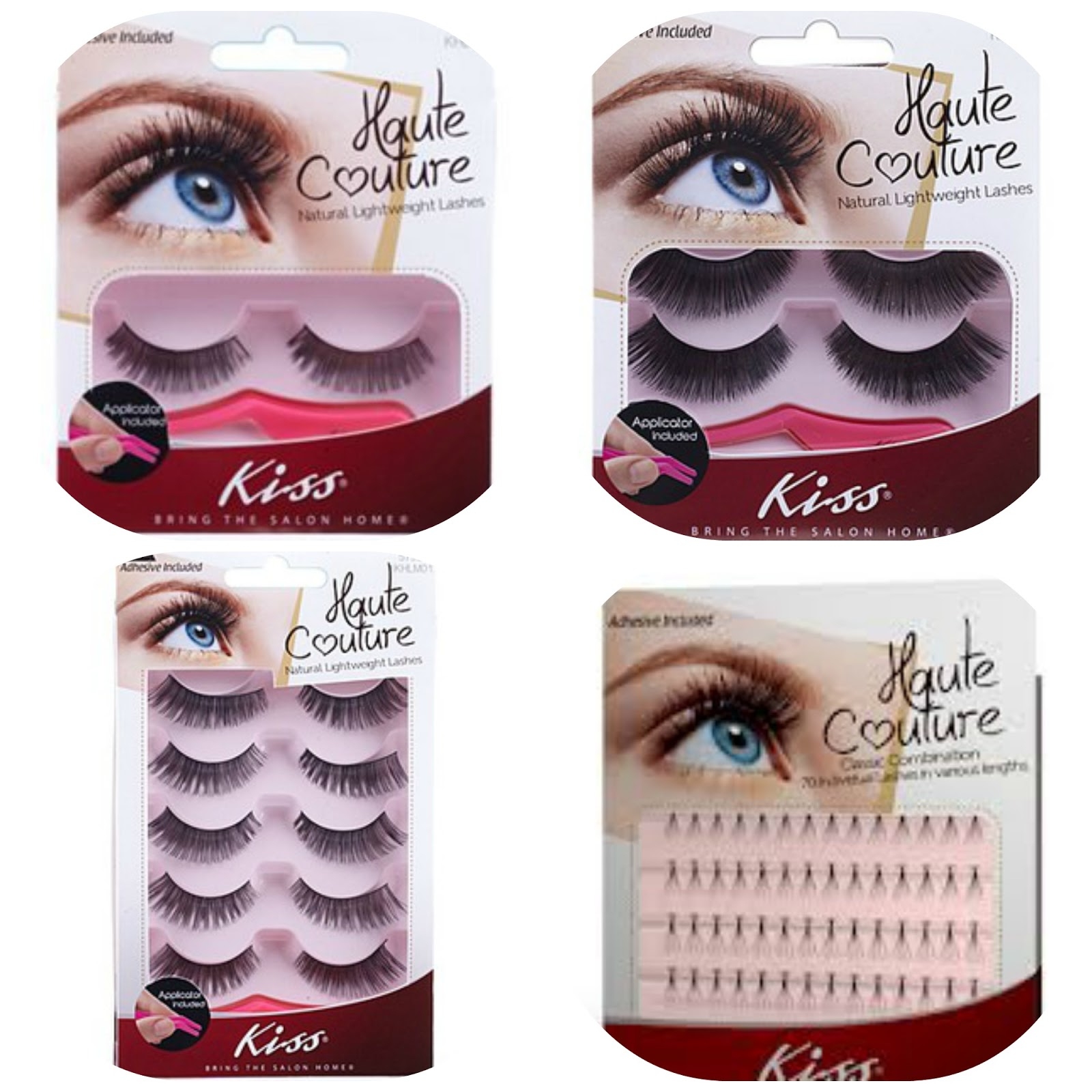 The Beauty Hot Squad Haute Couture Eyelashes