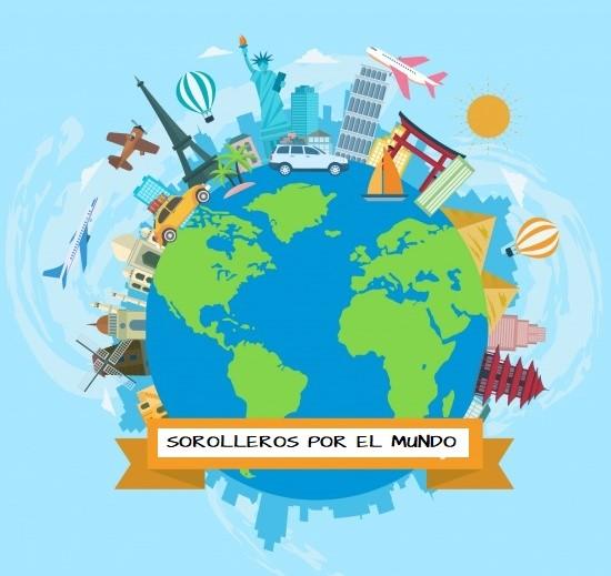 SOROLLEROS/AS POR EL MUNDO