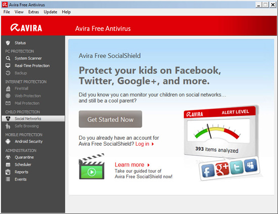 download avira free antivirus 2013