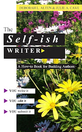 My book: The Self-ish Writer