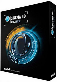 Download Software MAXON CINEMA 4D Studio R12 .048 32bit+64bit
