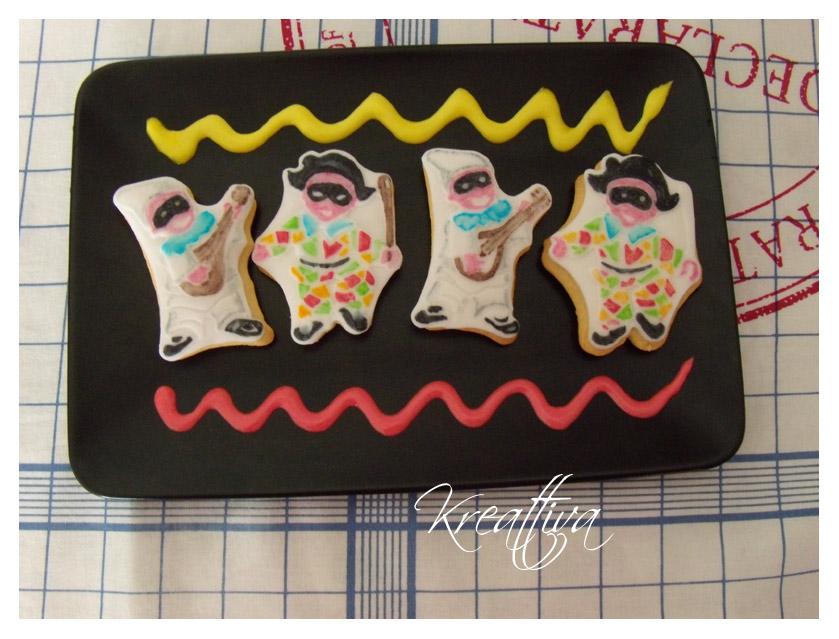 biscotti per carnevale
