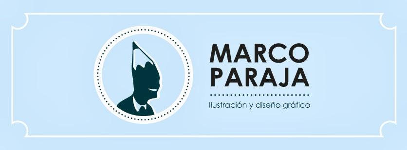 Marco Paraja Ilustración y diseño gráfico.