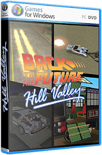 GTA Vice City (Back To The Future Hill Valley)