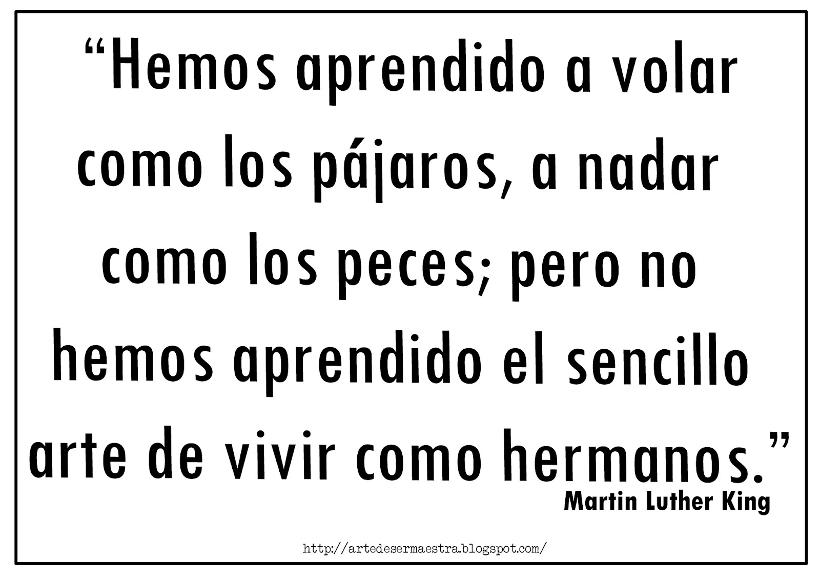 Frases de Martin Luther King 2