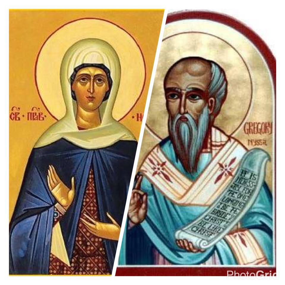 St. Gregory the Elder & Wife St. Nonna