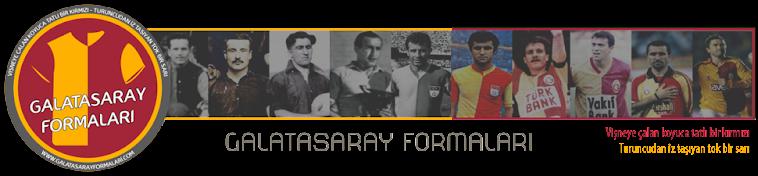 GALATASARAY FORMA TASARIMLARI