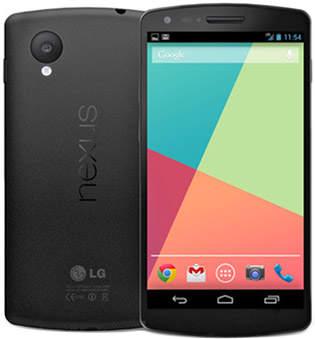 LG Ingin Nexus 5 Disebut Nexus G?