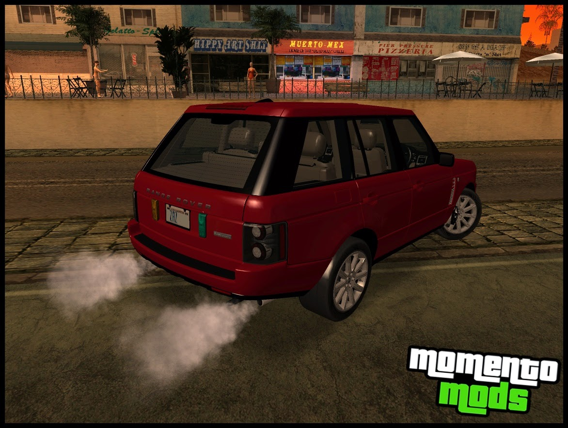 GTA SA - Land Rover Range Rover Supercharged 2012