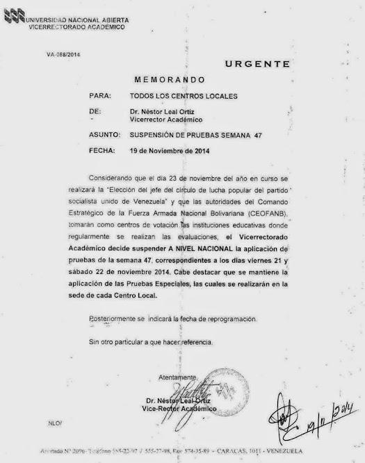 CENTRO DE PRESENTACIÓN EN CARACAS. VIERNES 21 y SÁBADO 22 DE NOVIEMBRE.
