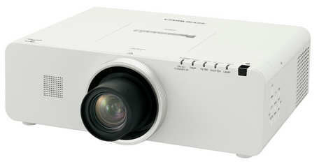 Proyektor Panasonic PT-LB360 Bisa Dikontrol Dari LAN