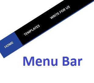 Cara Membuat Menu Bar Keren Dengan CSS3 Pada Blog