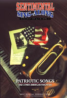 Sentimental Productions, sing-along videos, Sentimental Entertainers, patriotic sing-along DVDs