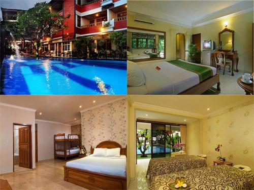 Green Garden Hotel Kuta Bali