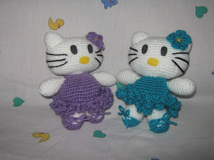 Amigurumi: Hello Kitty