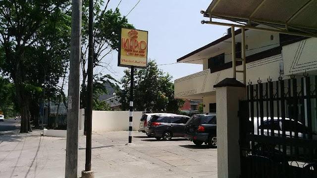 restoran kepo di kendangsari raya surabaya