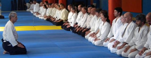 Aikido Torino: lo stage