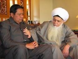 SYAIKH HISAM KABBANI & SBY