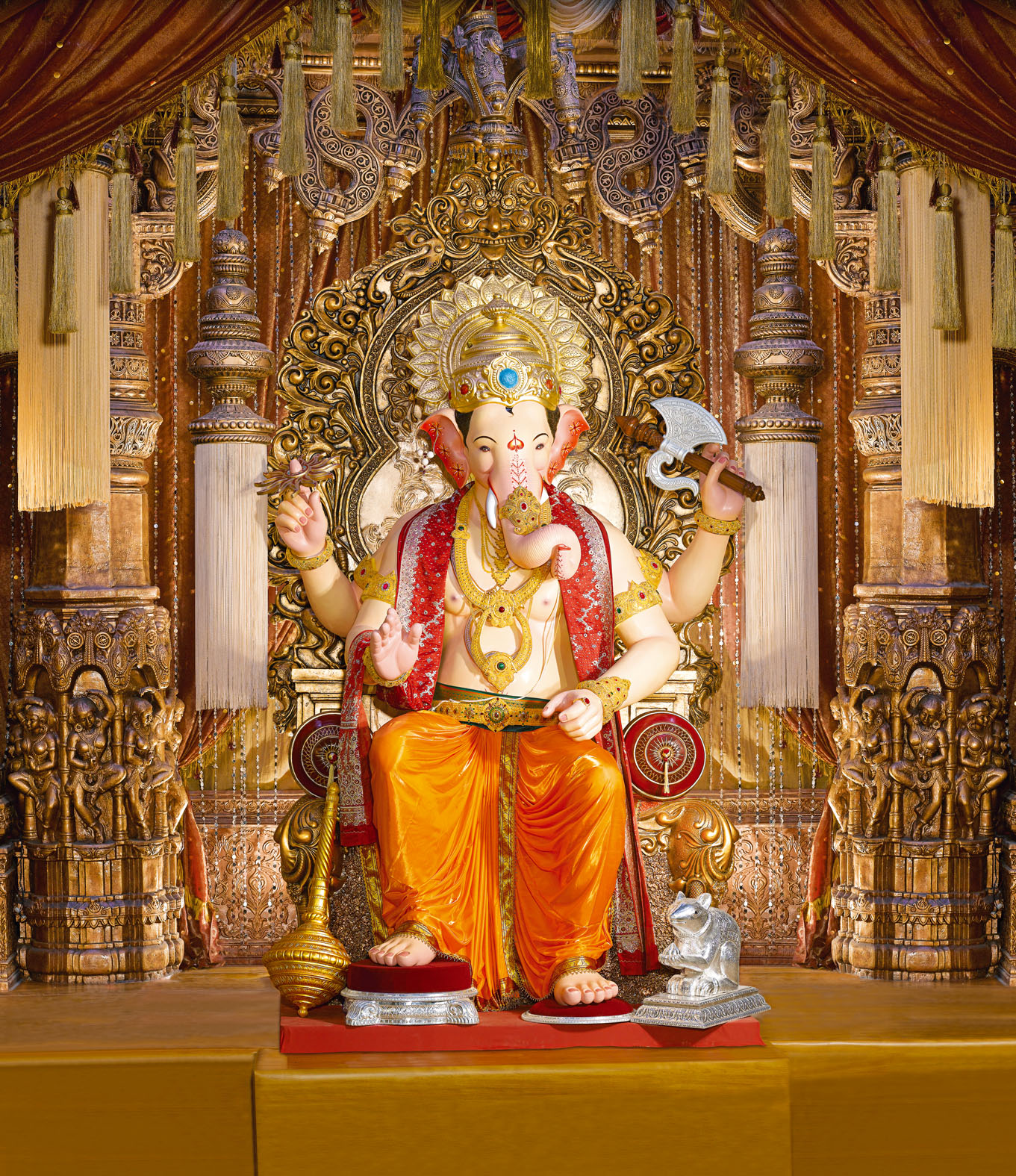 picture: hd wallpaper of ganpati bappa