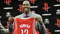 Dwight Howard joins James Harden in Houston