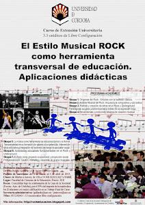El Estilo Musical Rock como herramienta transversal de educación. Aplicaciones didácticas