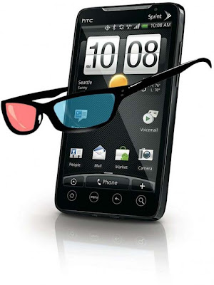 HTC Evo 3D Phone