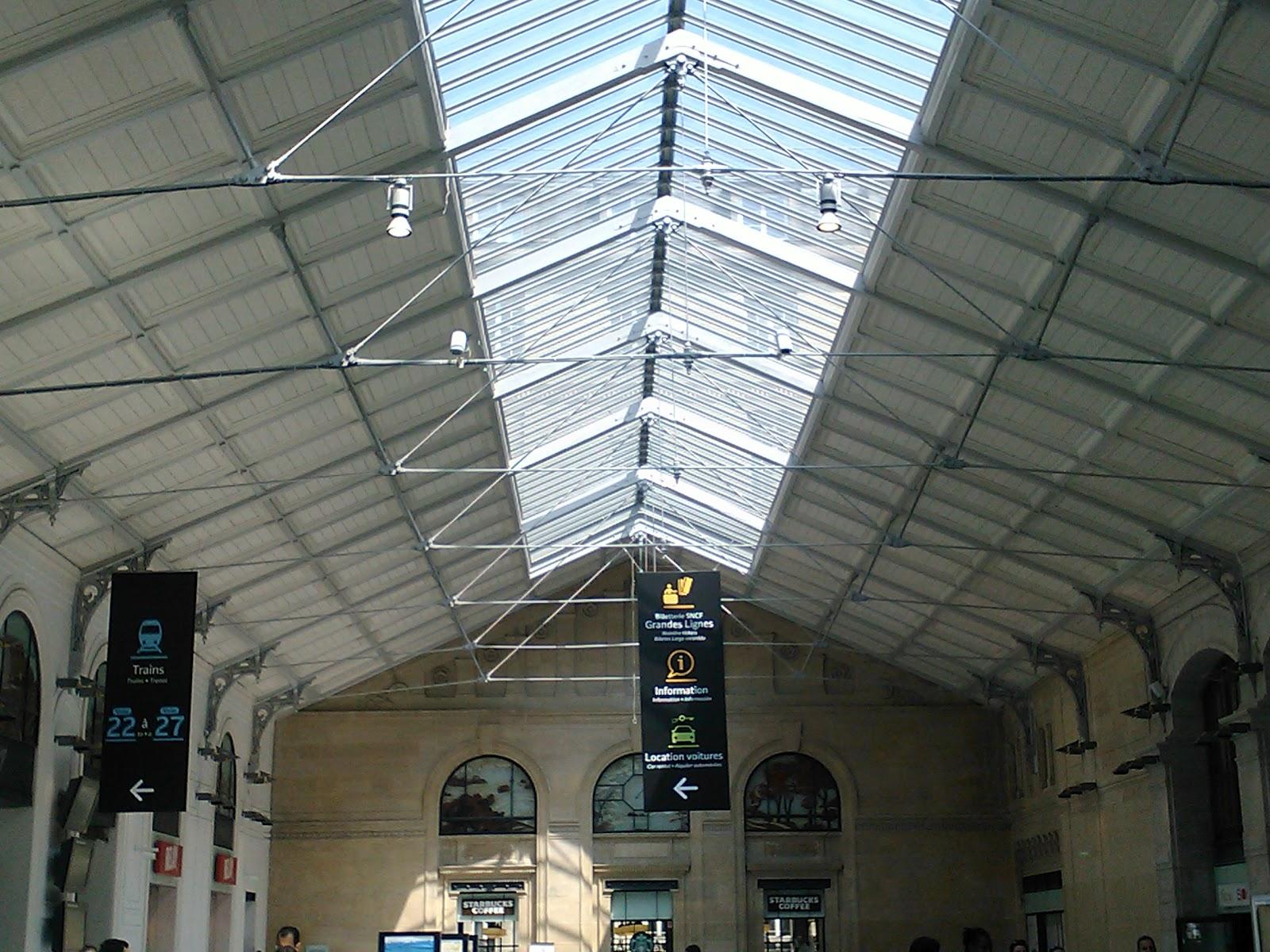 From soph to you le tout nouveau centre commercial st lazare et sa boutique - Hema gare saint lazare ...