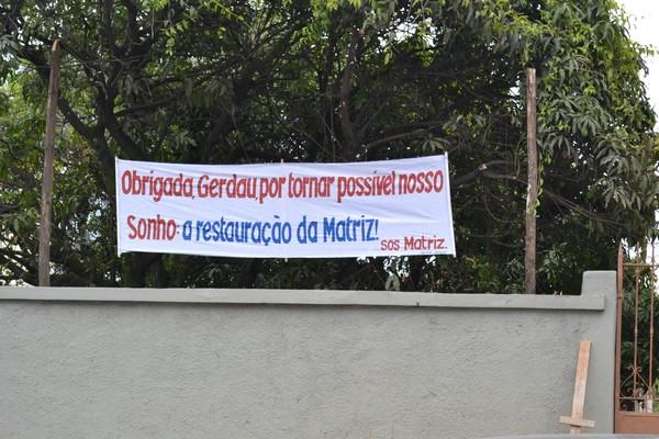S.O.S-Matriz agradece em 07/12/2011