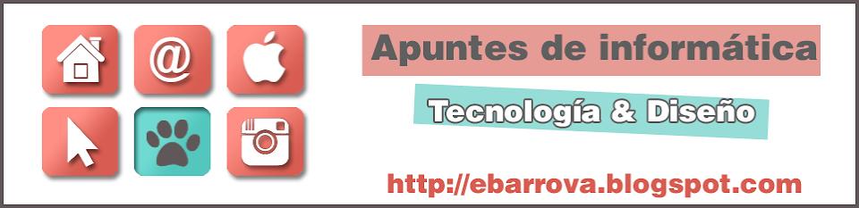 Apuntes de Informática, Tecnología y Diseño