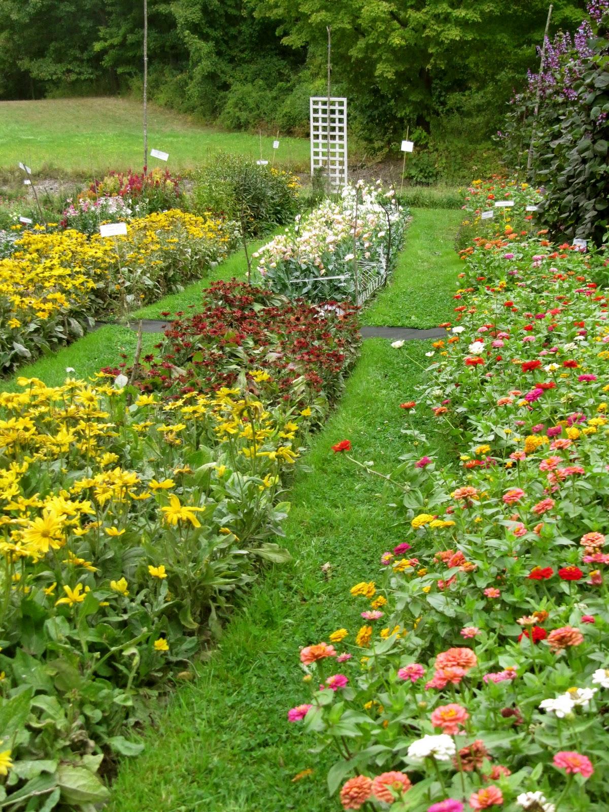 The Song Garden Flower Farm and Tea House of Cornish, NH  February