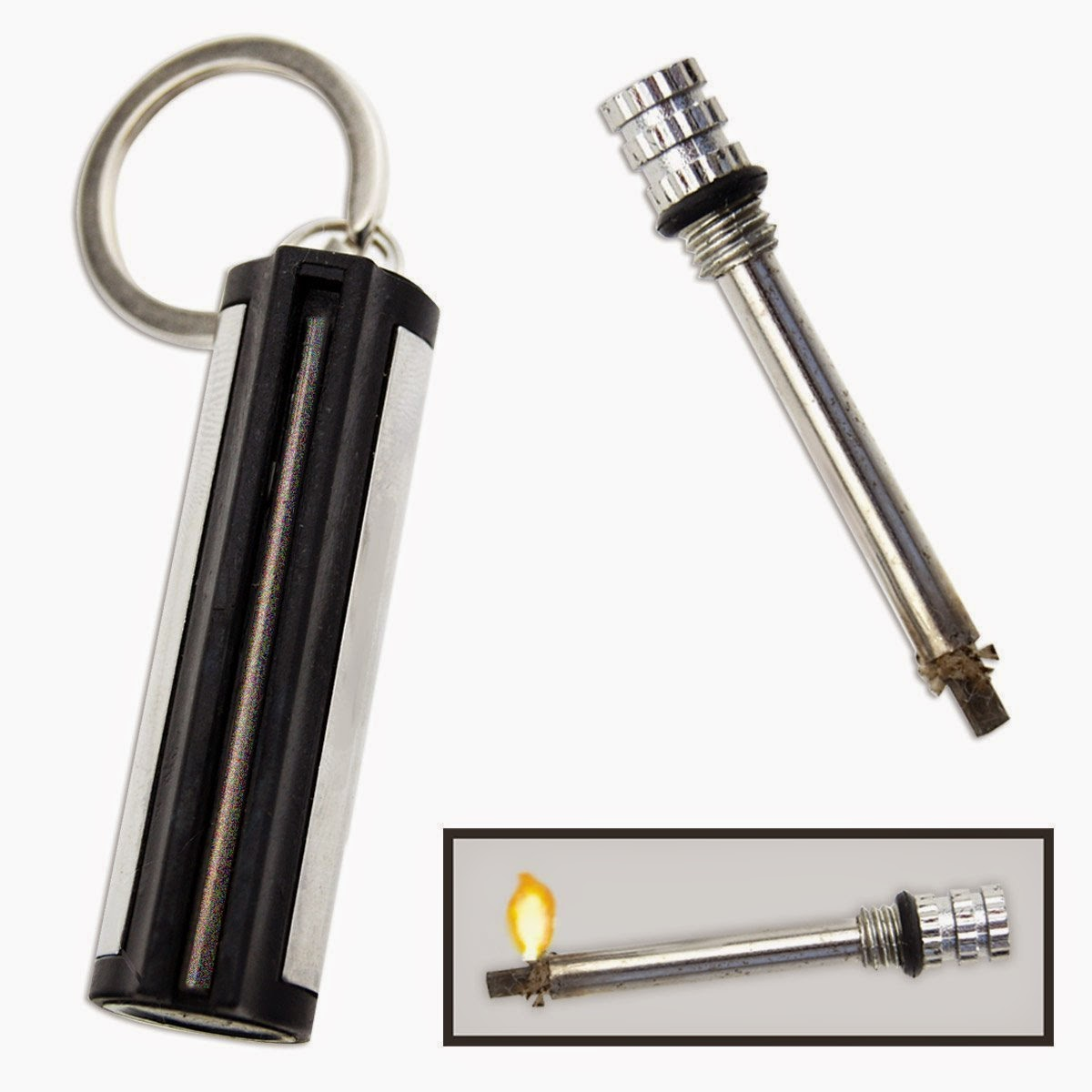 Pocket Fire Starter Lighter