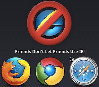 Pengertian web browser serta contoh dari web browser