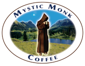 Mystic Monk Coffee!!!