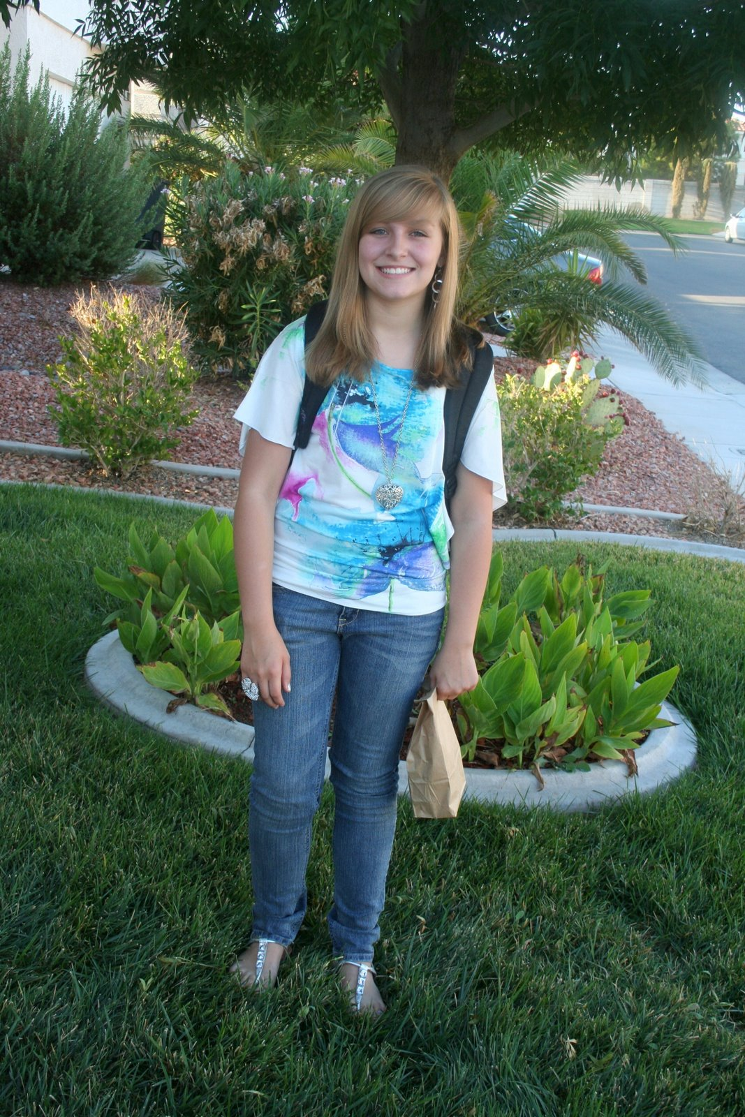 First Day Of School Outfit 8th Grade 2013 First day of 7th grade