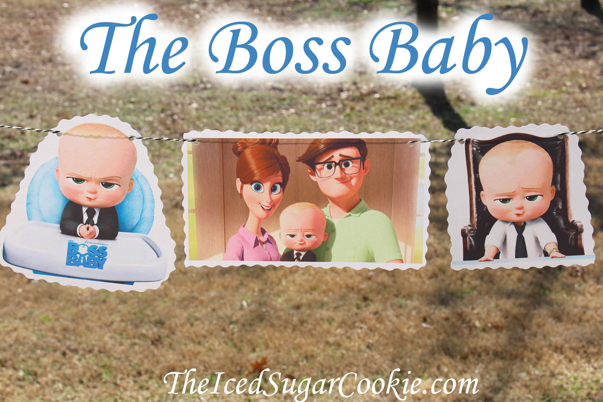 The Boss Baby Party