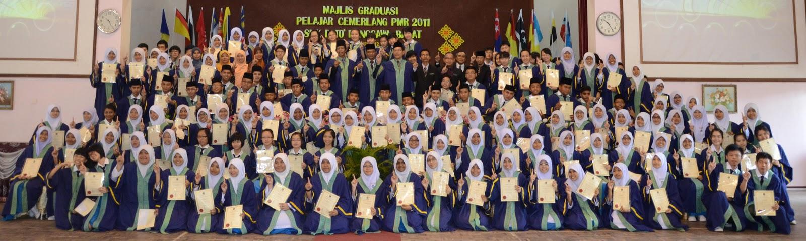 Smkdpb Majlis Graduasi Pelajar Cemerlang Pmr