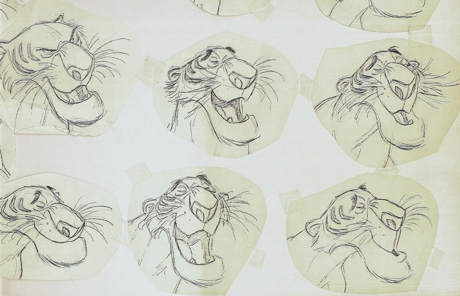 disney animation studios how to draw