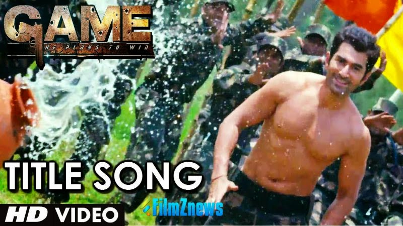 Game Title Song Lyrics - Game.. He Plays To Win