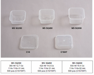 MICROWAVEABLE CONTAINER