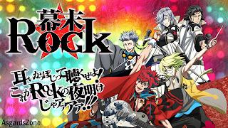 Bakumatsu Rock 1-12 Sub Indo [Tamat]