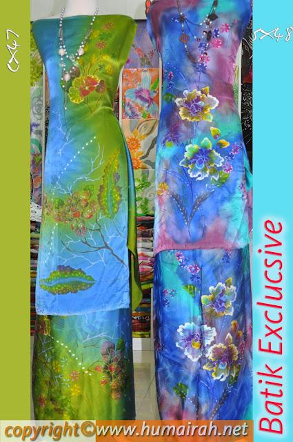 I love Batik Sutera Malaysia SX