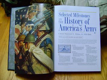 ประวัติของชุดทหารอเมริกัน
